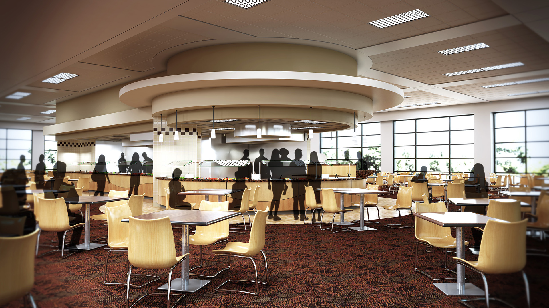 Gordon State College Dining Facility Renovations Sp