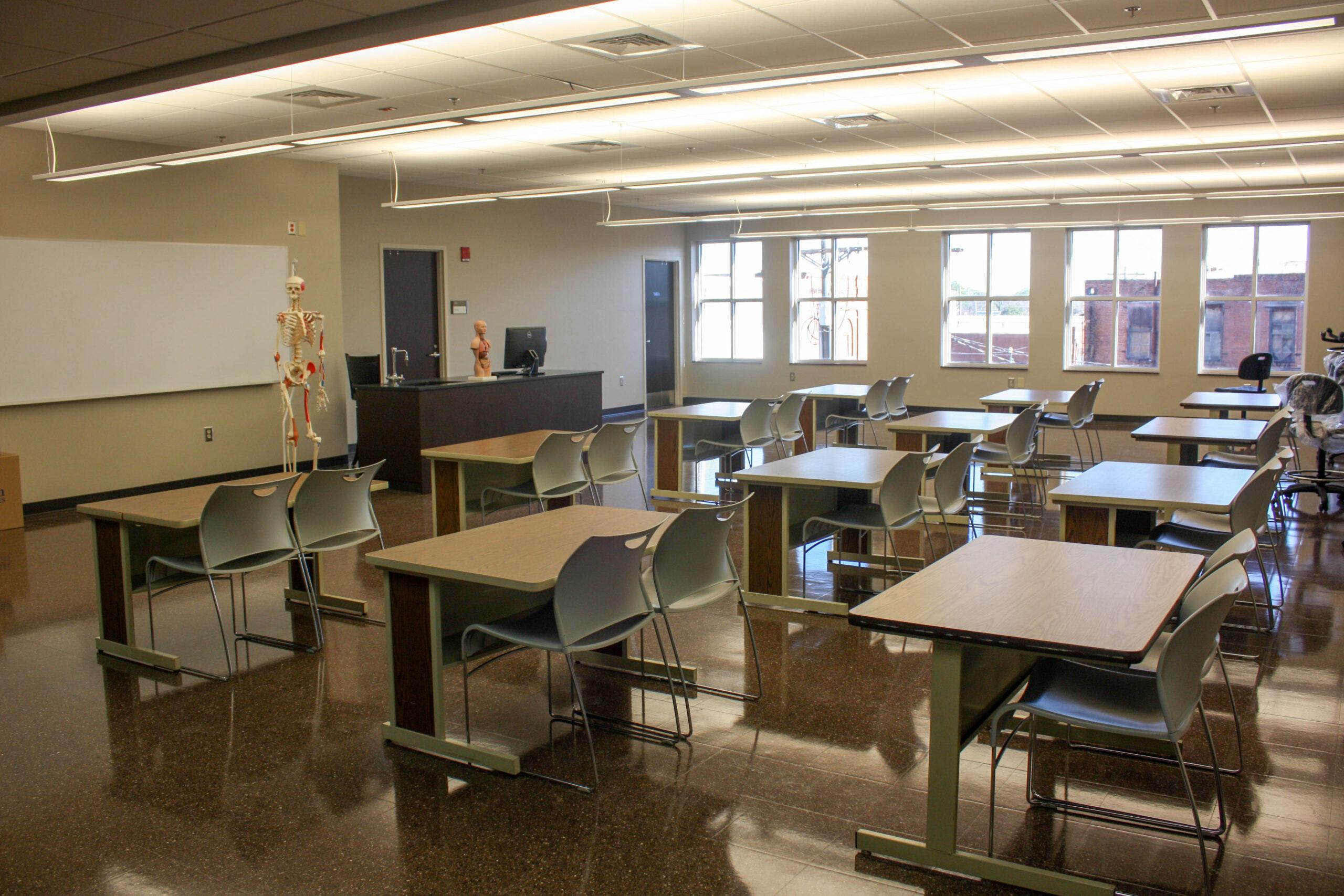 Darton college cordele campus sp design group - Interior design colleges in georgia ...