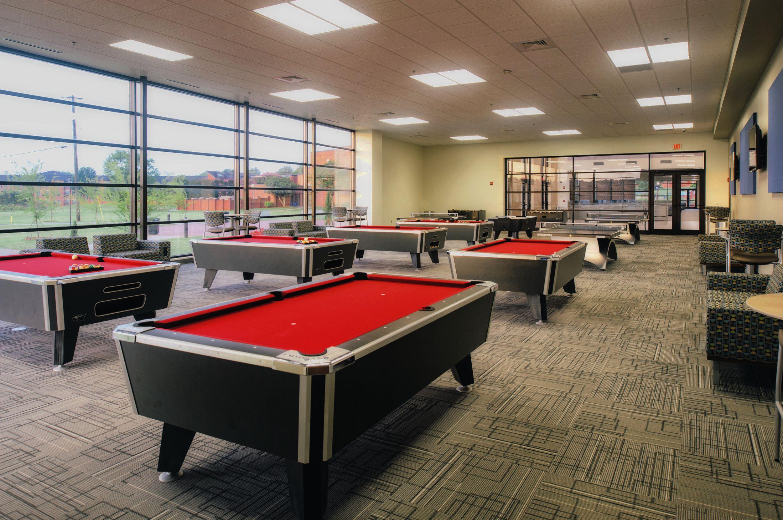 Gordon State College Student Center Sp Design Group